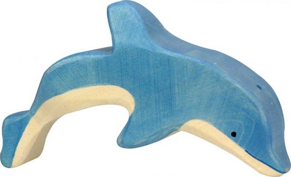 Delfin, springend