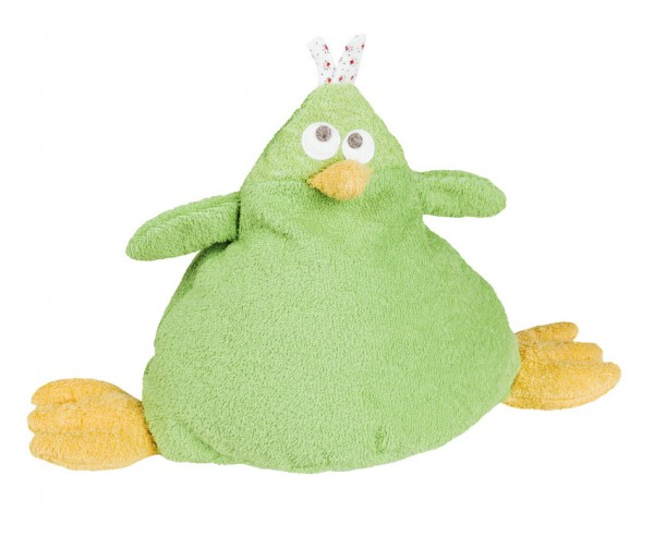 Efie Schmusetier Henne grün