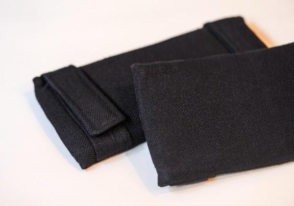Girasol Schulterpolster schwarz