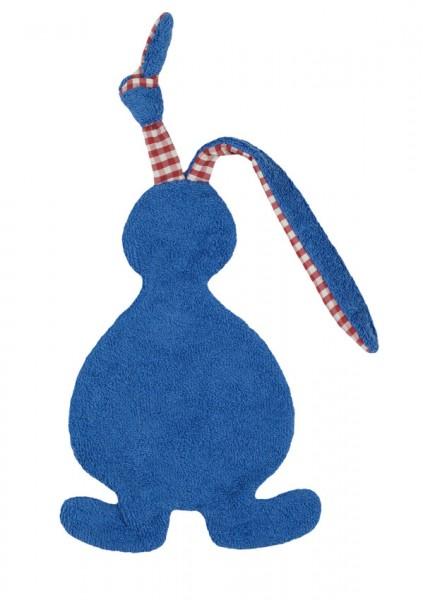 Efie Schmusetuch Schmusetuch Hase blau