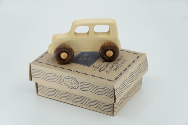 "Wooden Story Auto zum Greifen, ""Off Road vehicle"" Holz natur"