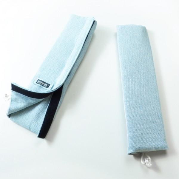 Didymos DidyPad Ozean 100% kbA Baumwolle, Füllung PUR-Schaum