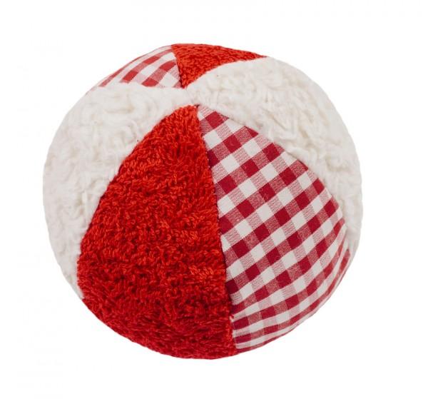 Efie Rassel Ball, weiß