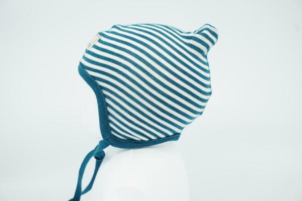 Pickapooh Übergangsmütze für Babys Zoe ocean/natur