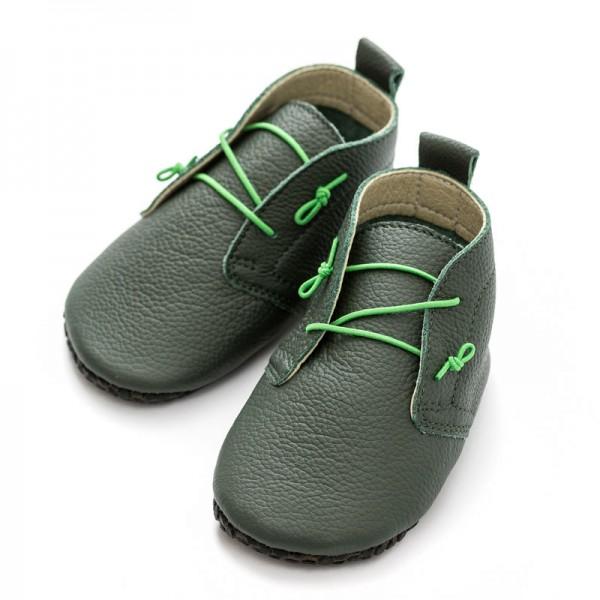 Liliputi® Krabbelschuhe Soft Paws Baby Shoes Urban Jungle