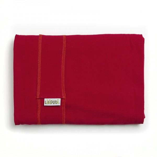 Liliputi elastisches Tragetuch Red Carmin