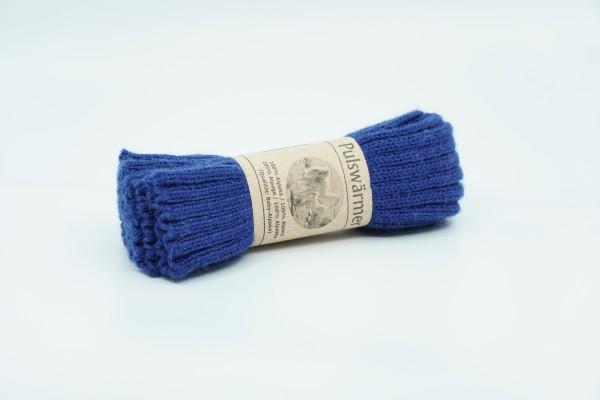 De Colores Beinstulpe Baby, Armstulpe Erwachsener Rippstrick königsblau