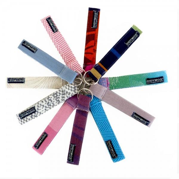 Didymos Schlüsselanhänger verschiedene Farben