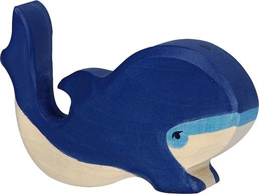 Blauwal, klein