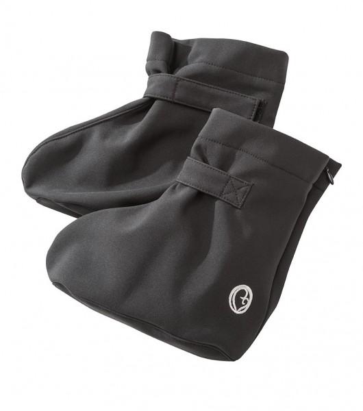 Mamalila Softshell-Booties Allrounder black
