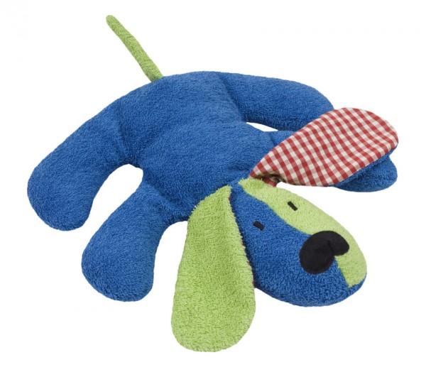 Efie Schmusetier Hund blau