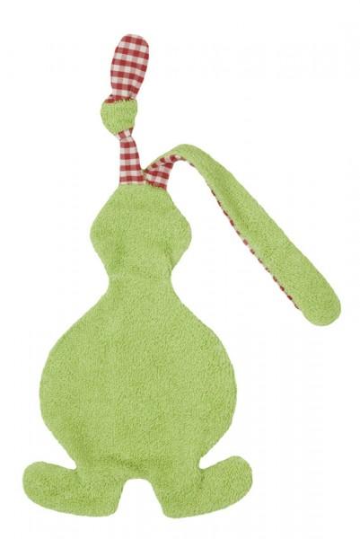 Efie Schmusetuch Schmusetuch Hase grün