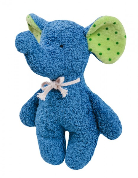 Efie Rassel Elefant blau