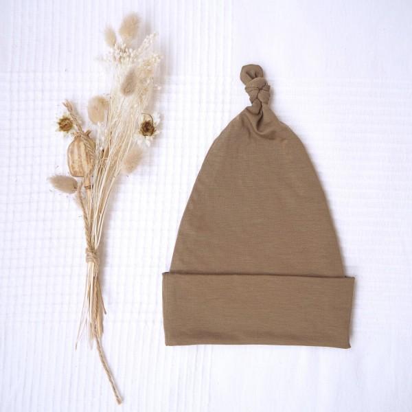 HÄNSCHENKLEIN Mütze Baby Hat OLIVE