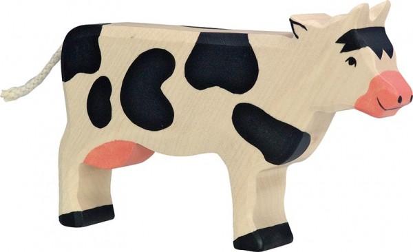 Kuh, stehend, schwarz